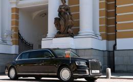 «Сенат-лимузин» для Президента России