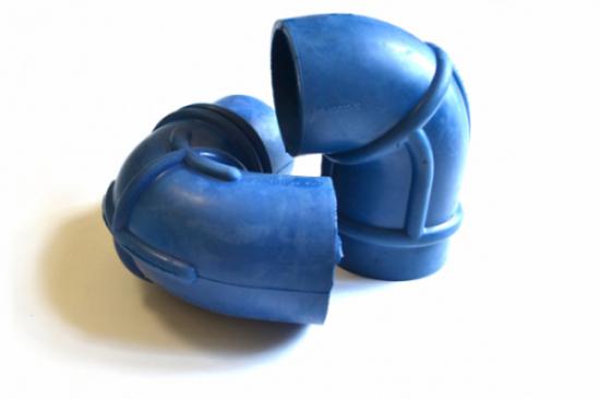 Синие гофры ДМРВ ЗМЗ 405