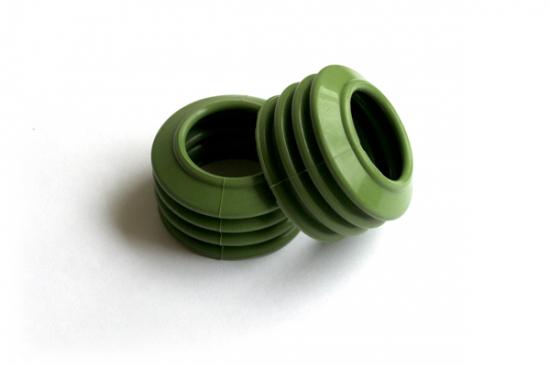Пыльник суппорта MAN силиконовый зеленый