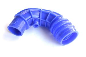 Гофра ДМРВ 2111-1148035 силиконовая синяя