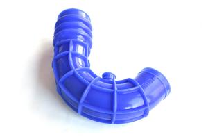 Гофра ДМВР 2112-1148035 силиконовая синяя