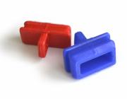 Заглушка картера сцепления ВАЗ 2108-1601223 силиконовая
