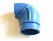 Гофра ДМРВ 3110-1109300 синяя